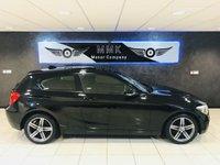 2013 BMW 1 SERIES 1.6 116I SPORT 3d 135 BHP £8495.00