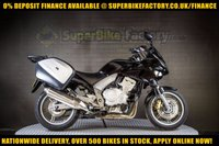 USED 2006 56 HONDA CBF1000 1000CC 0% DEPOSIT FINANCE AVAILABLE GOOD & BAD CREDIT ACCEPTED, OVER 500+ BIKES IN STOCK