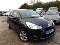 USED 2012 62 CITROEN C3 1.4 BLACK 5d 72 BHP
