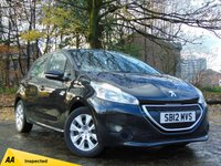 USED 2012 12 PEUGEOT 208 1.4 ACCESS PLUS HDI 5d 68 BHP * 128 POINT AA INSPECTED *