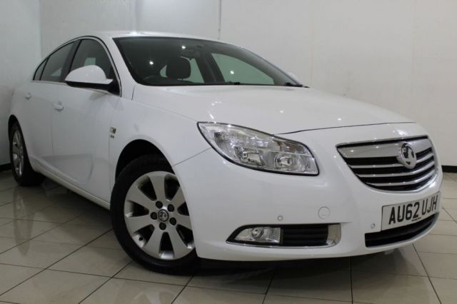 View our 2012 62 VAUXHALL INSIGNIA 2.0 SRI NAV CDTI 5DR AUTOMATIC 157 BHP