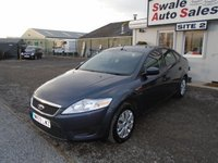 USED 2009 59 FORD MONDEO 2.0 EDGE 5d 145 BHP £19 PER WEEK NO DEPOSIT - SEE FINANCE LINK BELOW