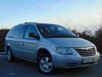 USED 2008 57 CHRYSLER GRAND VOYAGER 2.8 CRD EXECUTIVE XS 5d AUTOMATIC 7 SEATER **12 MONTHS FREE AA MEMBERSHIP**