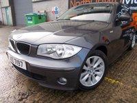 2007 BMW 1 SERIES}