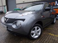 USED 2010 NISSAN JUKE 1.6 VISIA 5d 117 BHP Excellent Condition Small SUV, No Deposit Finance Available