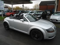 USED 2001 51 AUDI TT Roadster 1.8 T Roadster Quattro 2dr