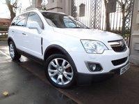 2013 VAUXHALL ANTARA 2.2 SE NAV CDTI 4WD 5d AUTO 161 BHP £8995.00