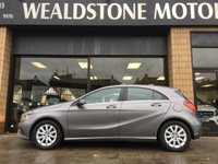 USED 2014 64 MERCEDES-BENZ A CLASS 1.5 A180 CDI BLUEEFFICIENCY SE 5d AUTO 109 BHP ACTIVE PARK ASSIST SAT NAV PREP