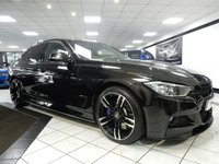 USED 2013 13 BMW 3 SERIES 330D XDRIVE M SPORT AUTO 255 BHP INDIVIDUAL HUD CITRINSCHWARZ FULLY LOADED!!!