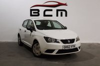 2012 SEAT IBIZA 1.2 CR TDI S 5d 74 BHP £5000.00