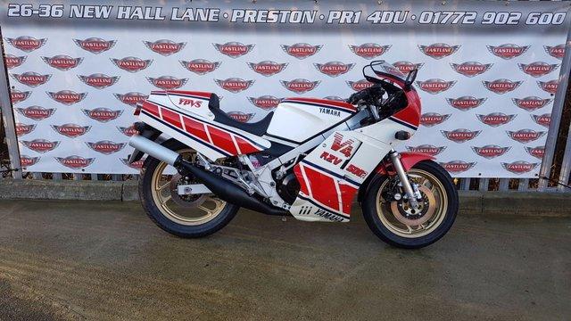 1987 D YAMAHA RZV 500R Sports Classic 2 Stroke