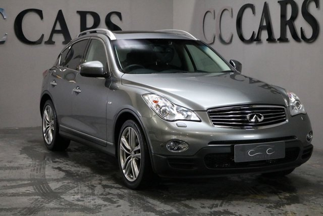 View our INFINITI QX50