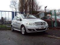 2009 MERCEDES-BENZ B CLASS 2.0 B180 CDI SE 5d AUTO 108BHP £4190.00