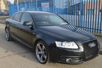 2010 AUDI A6 2.0 TDI S LINE SPECIAL EDITION 4d 168 BHP £9995.00