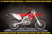 USED 2016 66 HONDA CRF450X 450CC 0% DEPOSIT FINANCE AVAILABLE GOOD & BAD CREDIT ACCEPTED, OVER 500+ BIKES IN STOCK