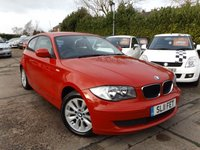 USED 2011 11 BMW 1 SERIES 2.0 116I ES 3d 121 BHP