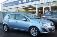 USED 2014 64 VAUXHALL CORSA 1.4 SE 5d (98PS)