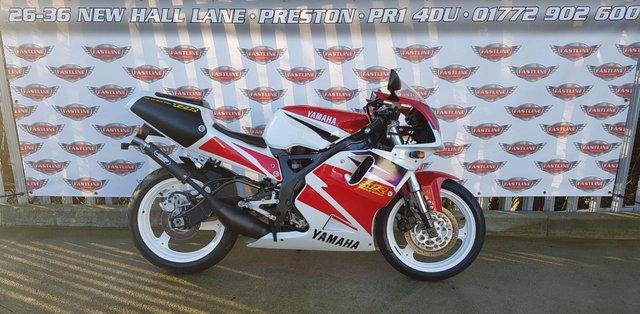 1995 N YAMAHA TZR250 SPR Classic Sports 2 Stroke