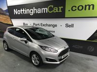 USED 2015 15 FORD FIESTA ZETEC