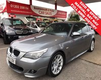 2009 BMW 5 SERIES 2.0 520D M SPORT BUSINESS EDITION 4d 175 BHP £5995.00