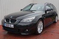 2009 BMW 5 SERIES 2.0 520D M SPORT TOURING 5d 175 BHP £5995.00