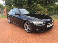 2012 BMW 3 SERIES 2.0 320D M SPORT 2d AUTO 181 BHP £11990.00