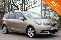 2014 RENAULT SCENIC 1.6 GRAND DYNAMIQUE TOMTOM DCI S/S 5d 130 BHP £9990.00