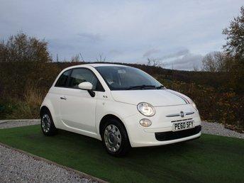 2010 FIAT 500 1.2 POP 3d 69 BHP £3800.00