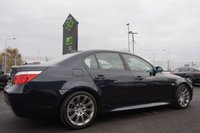 USED 2007 57 BMW 5 SERIES 2.0 520D M SPORT 4d 175 BHP