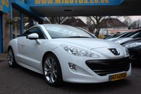 USED 2011 11 PEUGEOT RCZ 1.6 THP GT 2d 156 BHP LOW RATE FINANCE ARRANGED TO SUIT YOUR BUDGET