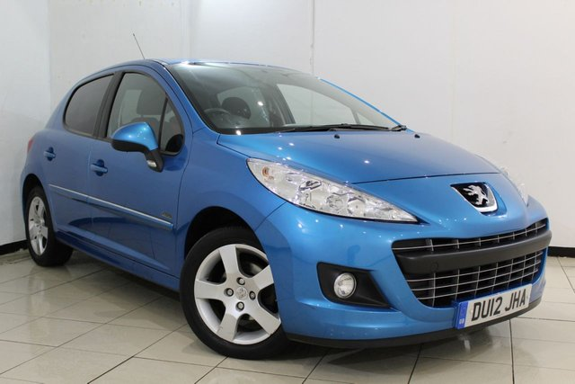 View our 2012 12 PEUGEOT 207 1.6 HDI SPORTIUM 5DR 92 BHP