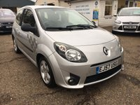 USED 2007 57 RENAULT TWINGO 1.1 DYNAMIQUE 16V 3d 75 BHP