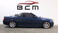 2005 BMW 3 SERIES 2.0 318CI M SPORT 2d 148 BHP £2000.00