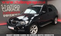 USED 2007 57 BMW X5 3.0 D SE 5d AUTO 232 BHP SPORT PACK ONE OFF LOW MILEAGE, 1 OWNER , FULL BMW HISTORY