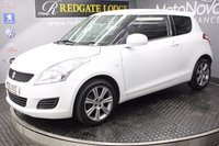 2013 SUZUKI SWIFT}