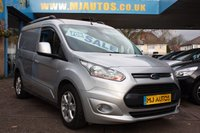 2016 FORD TRANSIT CONNECT 1.6 200 LIMITED P/V 114 BHP £10995.00