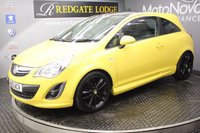 2012 VAUXHALL CORSA 1.2 LIMITED EDITION 3d 83 BHP £4794.00