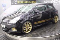 USED 2011 P VAUXHALL CORSA 1.6 VXR NURBURGRING EDITION 3d 202 BHP