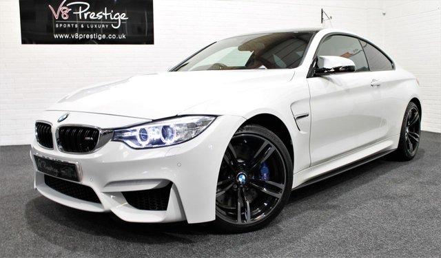 2015 15 BMW 4 SERIES 3.0 M4 2d AUTO 426 BHP