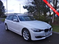 2013 BMW 3 SERIES 2.0 316D ES TOURING 5d 114 BHP £7390.00