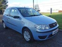 2004 FIAT PUNTO 1.2 8V ACTIVE 3d 59 BHP £1190.00
