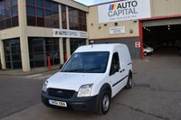 USED 2011 61 FORD TRANSIT CONNECT 1.8 T230 HR 5d 90 BHP AIR CON LWB FWD DIESEL PANEL MANUAL VAN LOVELY DRIVE MUST SEE