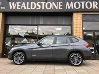 USED 2014 64 BMW X1 2.0 XDRIVE20D SE 5d AUTO 181 BHP HUGE SPEC + 1 PRIVATE OWNER