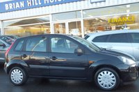 2007 FORD FIESTA 1.6 STYLE CLIMATE  5dr AUTOMATIC £2995.00