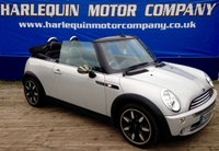 USED 2008 08 MINI CONVERTIBLE 1.6 ONE SIDEWALK 2d 89 BHP