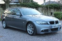 USED 2009 09 BMW 3 SERIES 2.0 318D M SPORT TOURING 5d AUTO 141 BHP