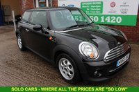 USED 2013 63 MINI HATCH COOPER 1.6 COOPER D 3d 112 BHP +FREE Road Tax +Just Serviced.