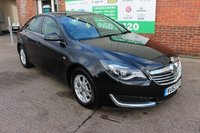 USED 2013 63 VAUXHALL INSIGNIA 2.0 DESIGN CDTI ECOFLEX S/S 5d 138 BHP +BLUETOOTH +FREE Road Tax Band