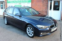 USED 2013 63 BMW 3 SERIES 2.0 316D ES TOURING 5d 114 BHP +SPLIT Rear Tailgate Upgrade.