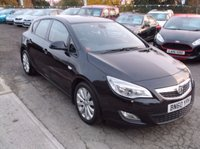 USED 2010 60 VAUXHALL ASTRA 1.6 EXCLUSIV 5d 113 BHP AFFORDABLE FAMILY CAR IN EXCELLENT CONDITION, DRIVES SUPERBLY WITH EXCELLENT SERVICE HISTORY